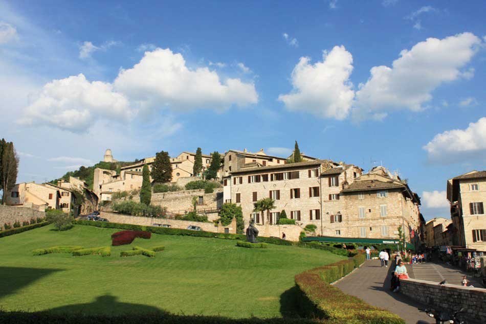 Incentive Italy Elco Classic Assisi