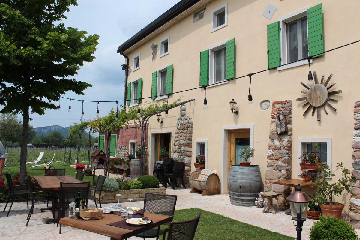 Incentive Oldtimer Italien TechData Agriturismo