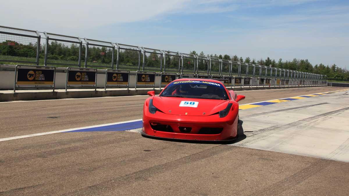 Incentive Sportwagentour Ferrariland Ferrari on Track