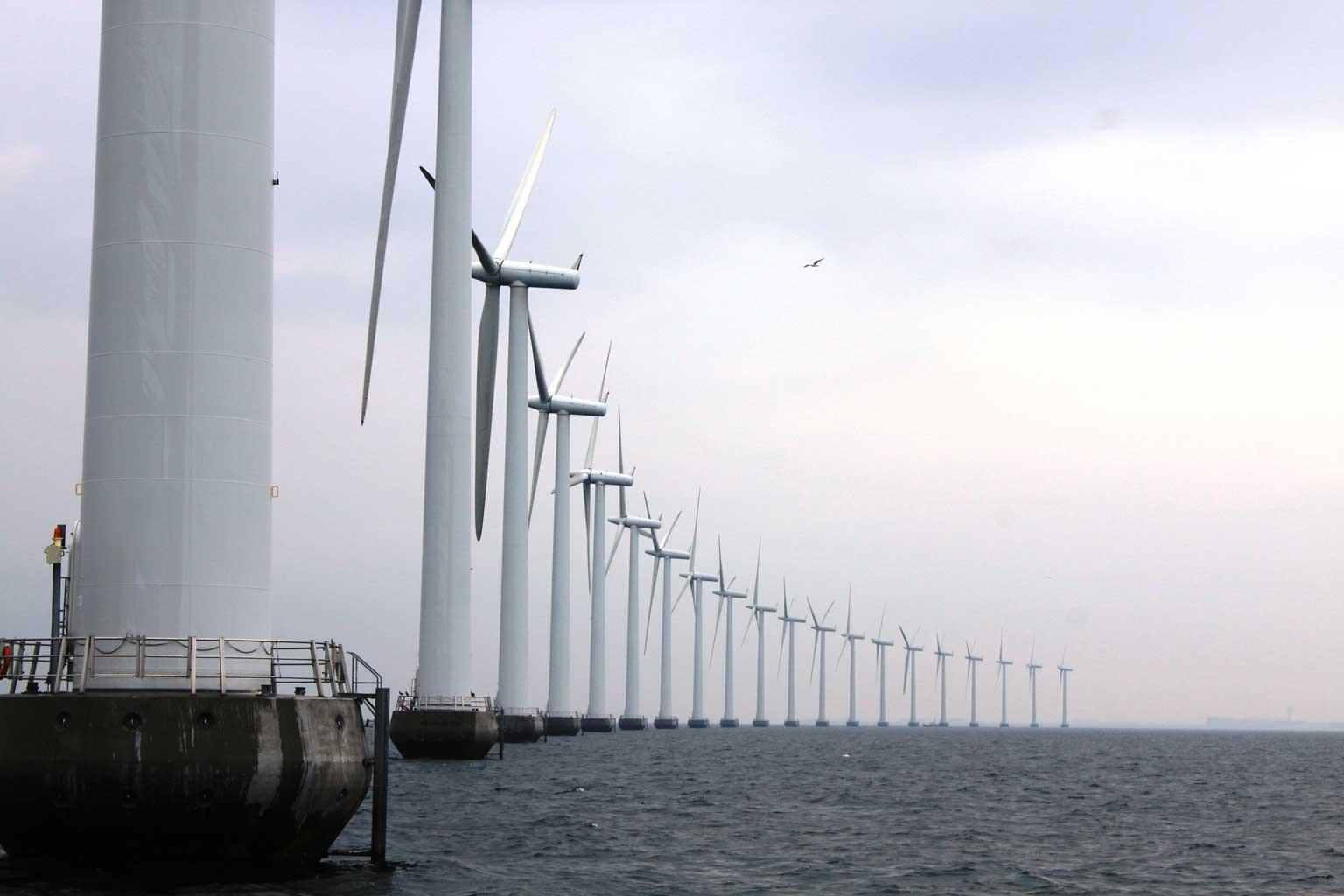 Incentive Elco Kopenhagen Windpark Middelgrunden