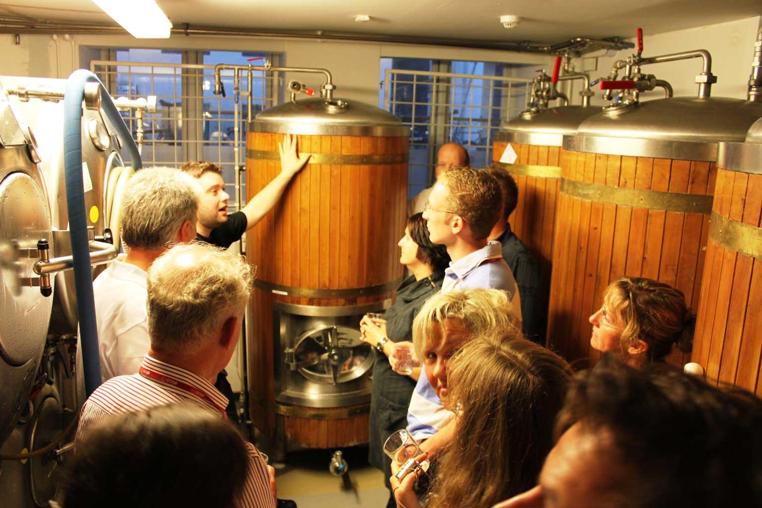 Incentive Elco Kopenhagen Brauerei