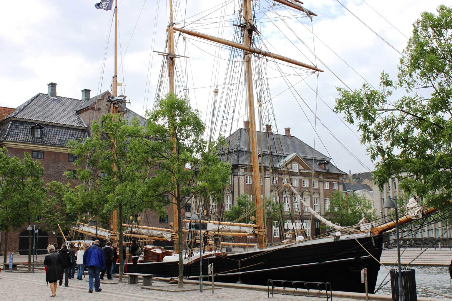 Incentive Elco Kopenhagen Segelschiff