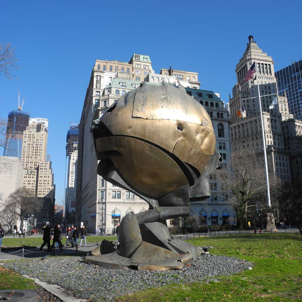 Team Event Buderus NYC Ground Zero