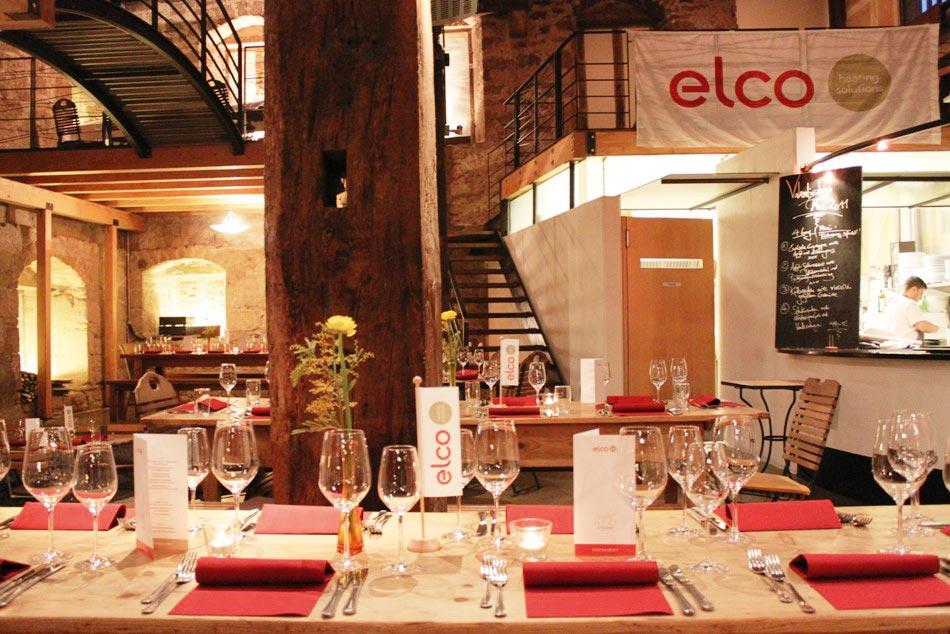 Kick-Off Elco dinner